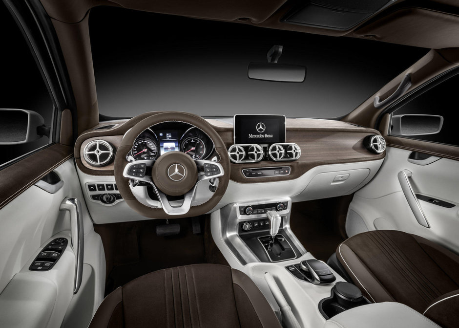 Mercedes Clasa X