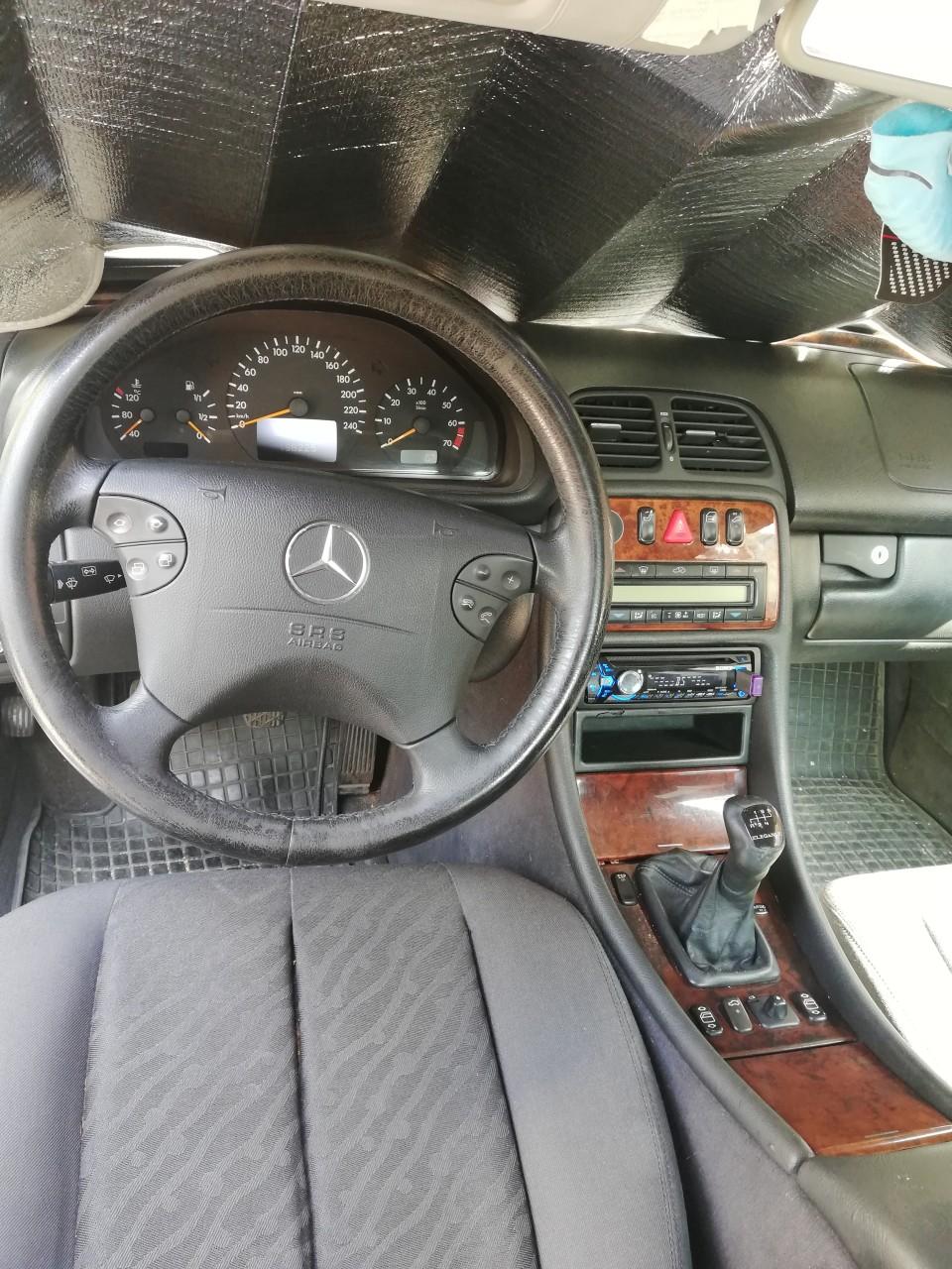 Mercedes CLK 200 1.9 2000
