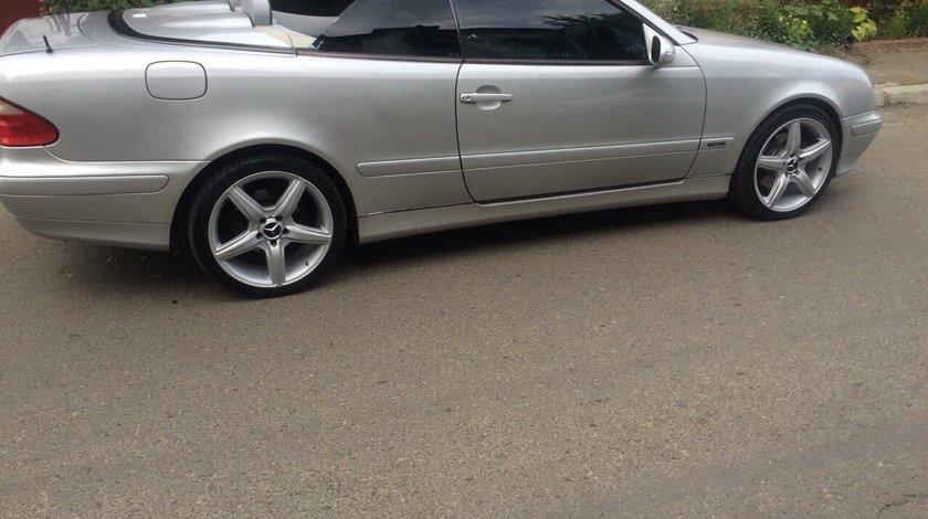 Mercedes CLK 200 200 Kompresor 2001