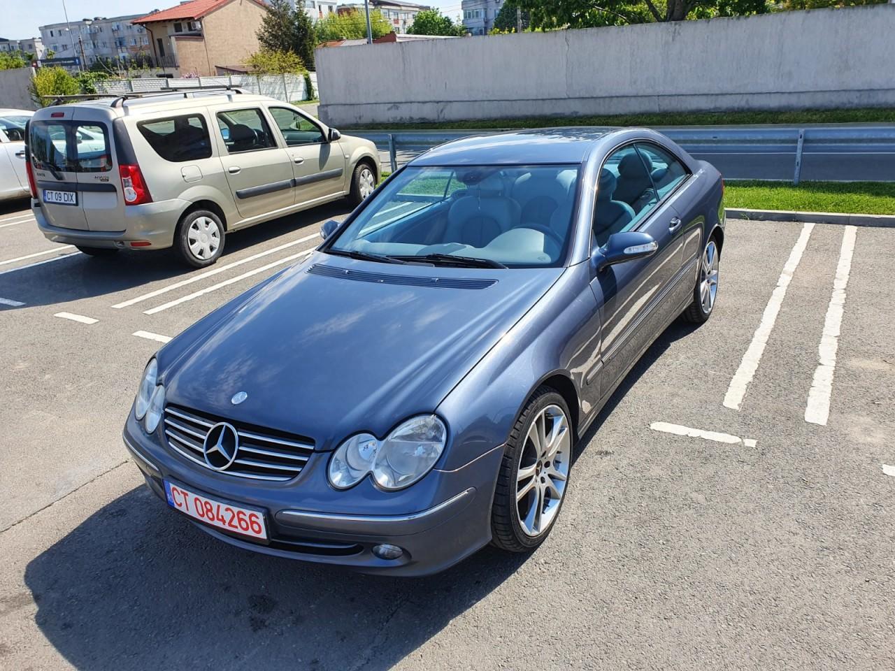 Mercedes CLK 200 Benzina 2003