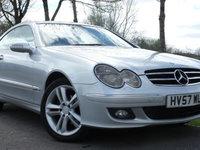 Mercedes CLK 220 220CDI 2007
