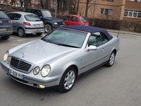 Mercedes CLK 230 Kompressor Cabrio Elegance 2001