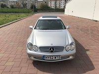 Mercedes CLK 240 elegance 2003
