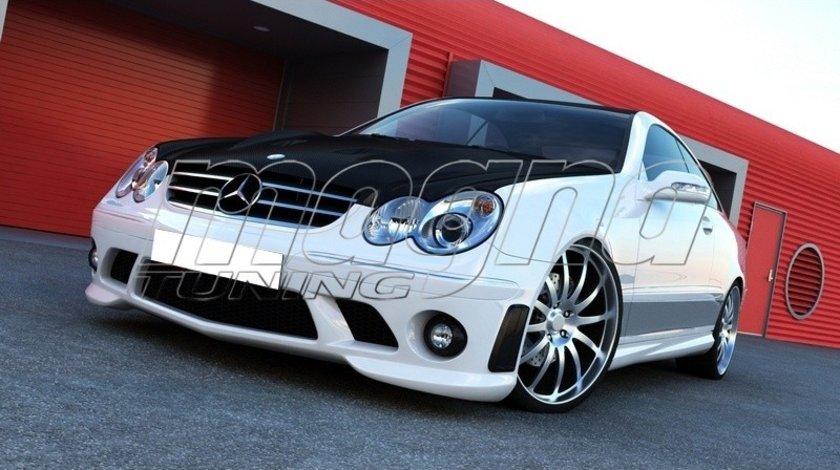 Mercedes CLK W209 AMG-Look Body Kit