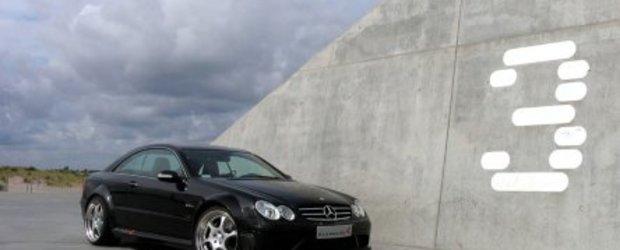 Mercedes CLK63 AMG Black Series by Kleeman