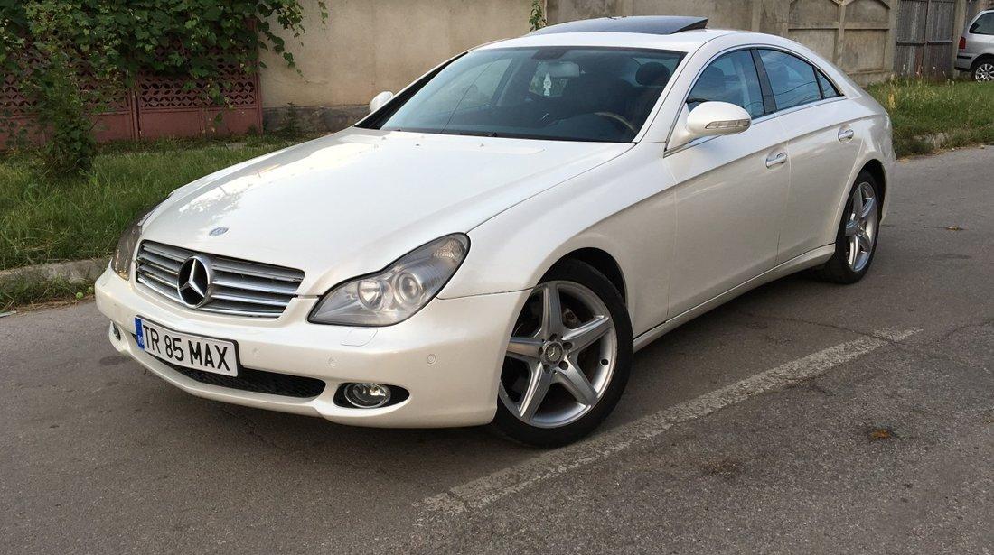 Mercedes CLS 350 3.5 benzina 2008