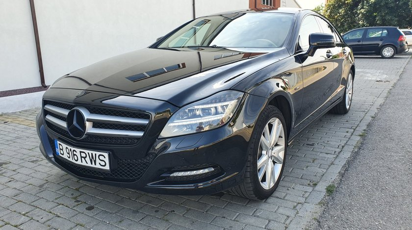 Mercedes CLS 350 4 matic 2012