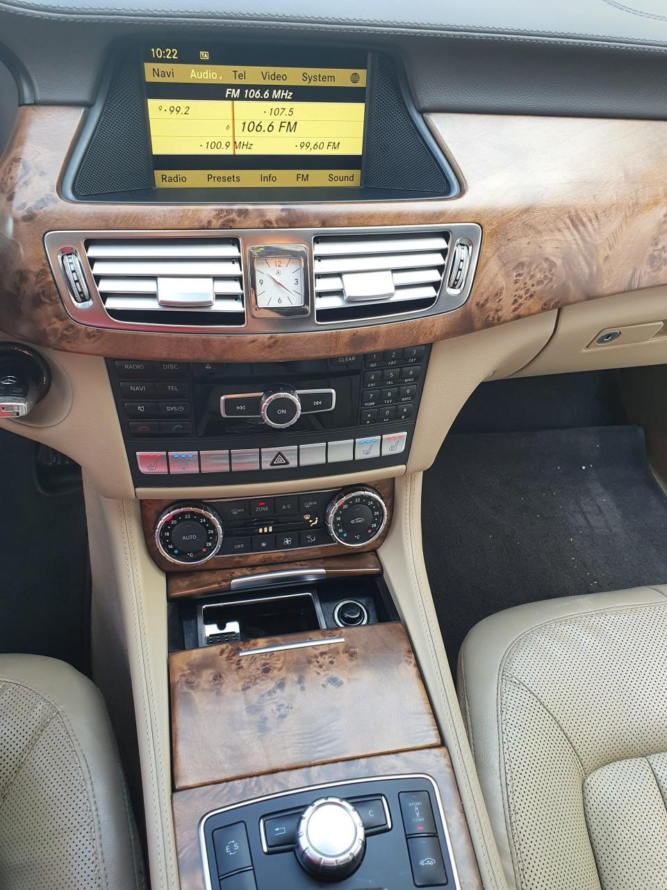 Mercedes CLS 350 4 matic 2012