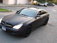 Mercedes CLS 500 500i + GPL 2007