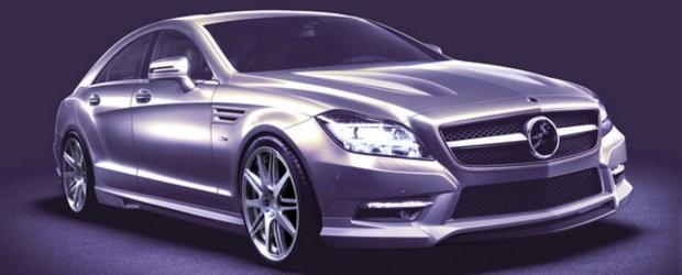 Mercedes CLS by Carlsson - Pasiune pentru detalii
