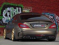 Mercedes CLS by Fostla