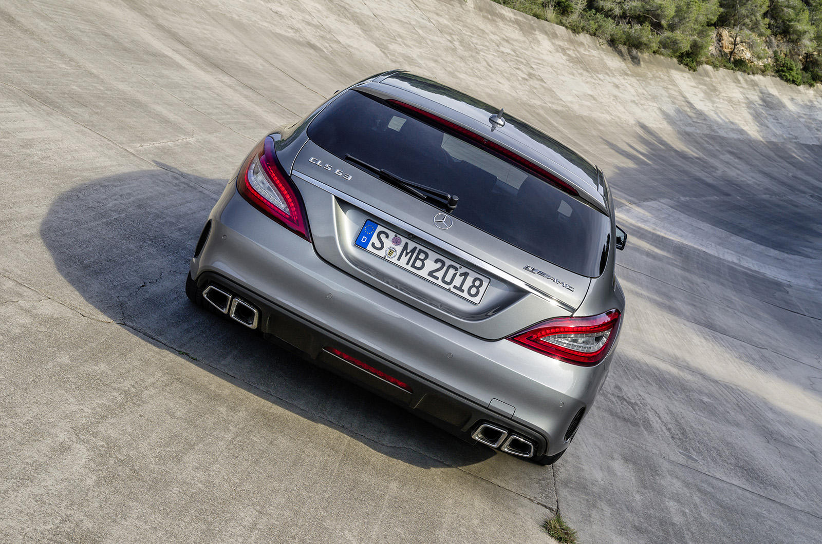 Mercedes CLS Facelift - Mercedes CLS Facelift