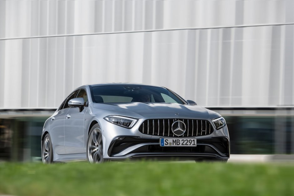 Mercedes CLS Facelift