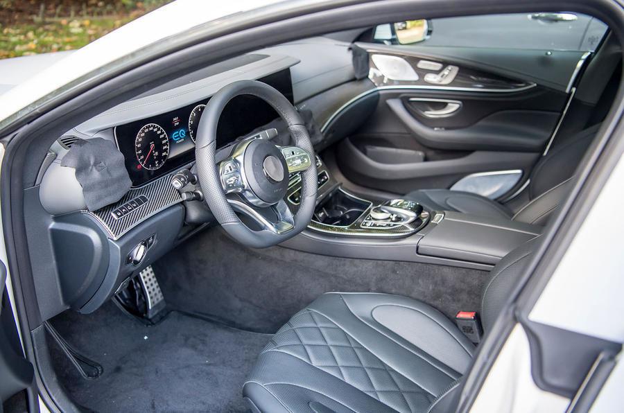 Mercedes CLS - Primele poze