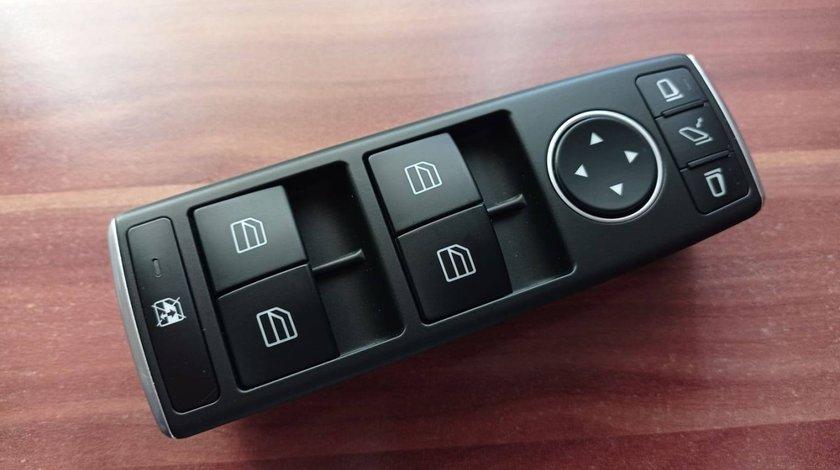 Mercedes CLS w218 bloc butoane geamuri electrice sofer