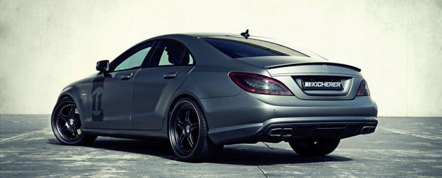 Mercedes CLS63 AMG by Kicherer - Perfectiunea redefinita