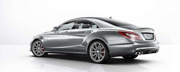 Mercedes CLS63 AMG primeste pana la 585 CP si 800 Nm, plus tractiune integrala