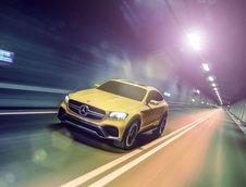 Mercedes Concept GLC Coupe
