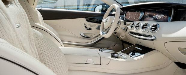 Mercedes confirma lansarea noului S-Class Coupe si Cabrio la Frankfurt
