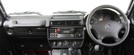 Mercedes continua sa vanda si astazi o masina lansata in anii '90. Doar in cateva tari mai poate fi inmatriculata