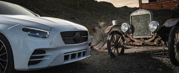 Mercedes da din casa. Noul E-Class facelift abunda in tehnologie si are motor EURO 7 in oferta