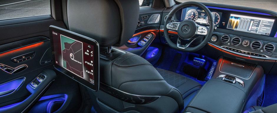 Mercedes deschide sampania. Nemtii au asamblat 500.000 de exemplare S-Class din actuala generatie
