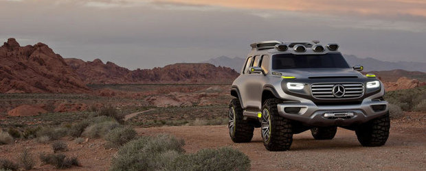 Mercedes dezvaluie conceptul Ener-G-Force