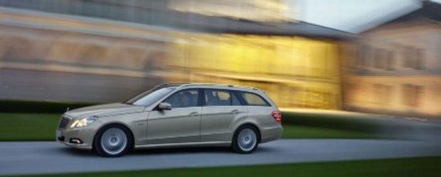 Mercedes dezvaluie noul E-Class Estate