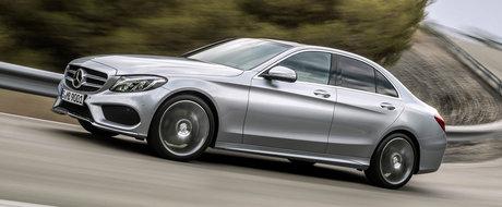 Mercedes domina din nou segmentul premium. BMW ocupa pozitia secunda iar Audi se zbate pe locul 3
