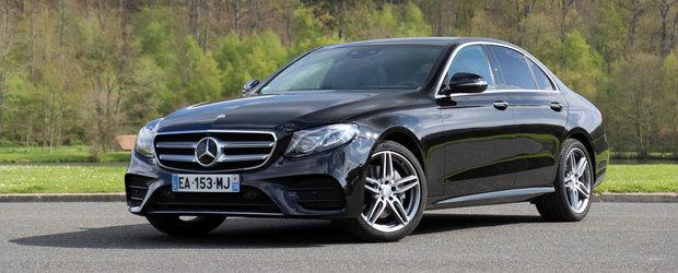 Mercedes duce siguranta pietonilor la un alt nivel. Nemtii au patentat airbag-urile externe