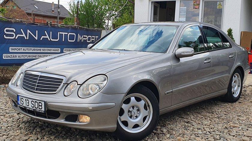 Mercedes E 200 2.2 CDI 2004