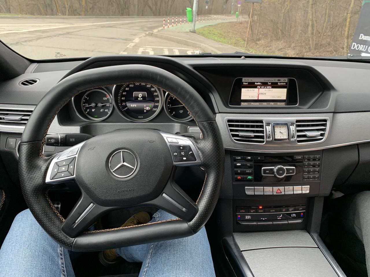Mercedes E 200 2.2cdi 2013