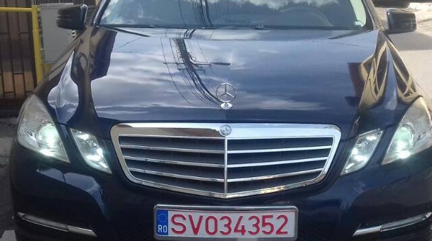 Mercedes E 200 200 2013