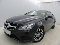 Mercedes E 200 200 Coupé Start&Stop - 1.991 cc / 184 CP 2013
