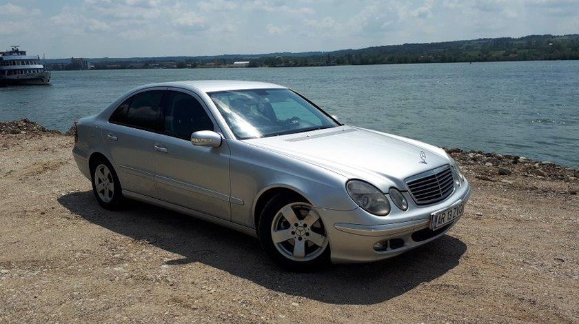 Mercedes E 200 CDI 2005