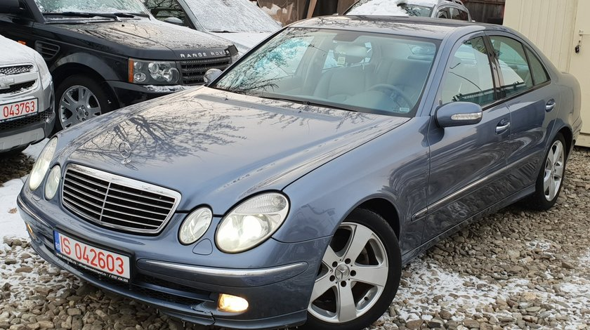 Mercedes E 220 2.2 CDI 2003
