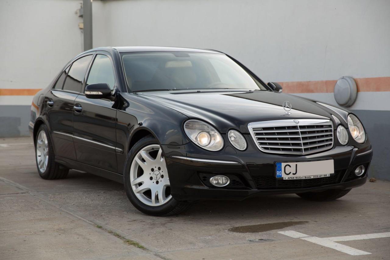 Mercedes E 220 2.2 CDI 2007