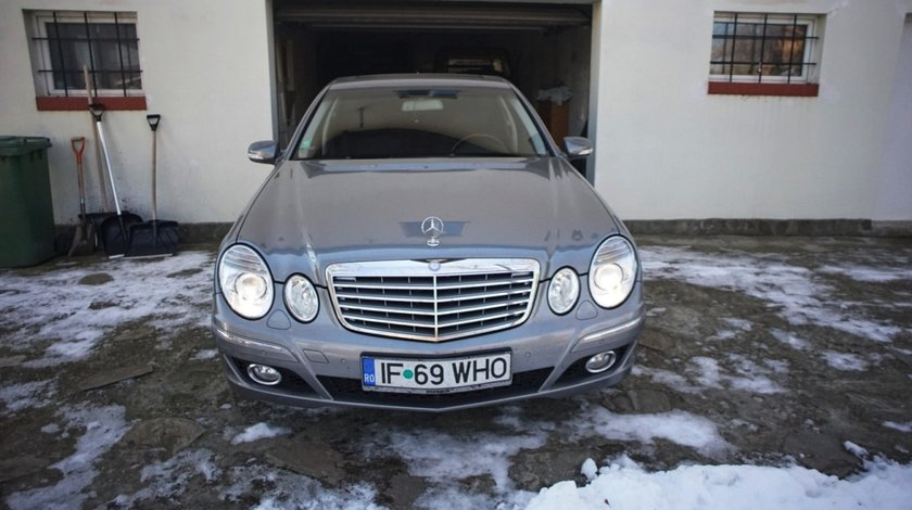 Mercedes E 220 2.2cdi 2009