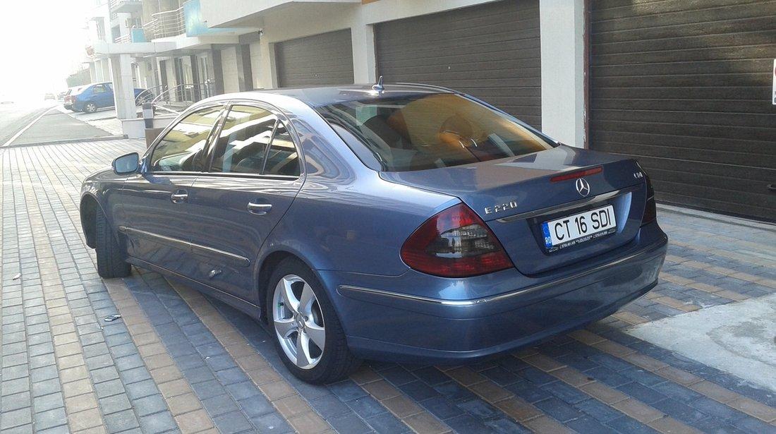 Mercedes E 220 220 cdi 2007