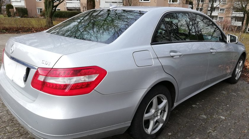 Mercedes E 220 220 cdi 2009