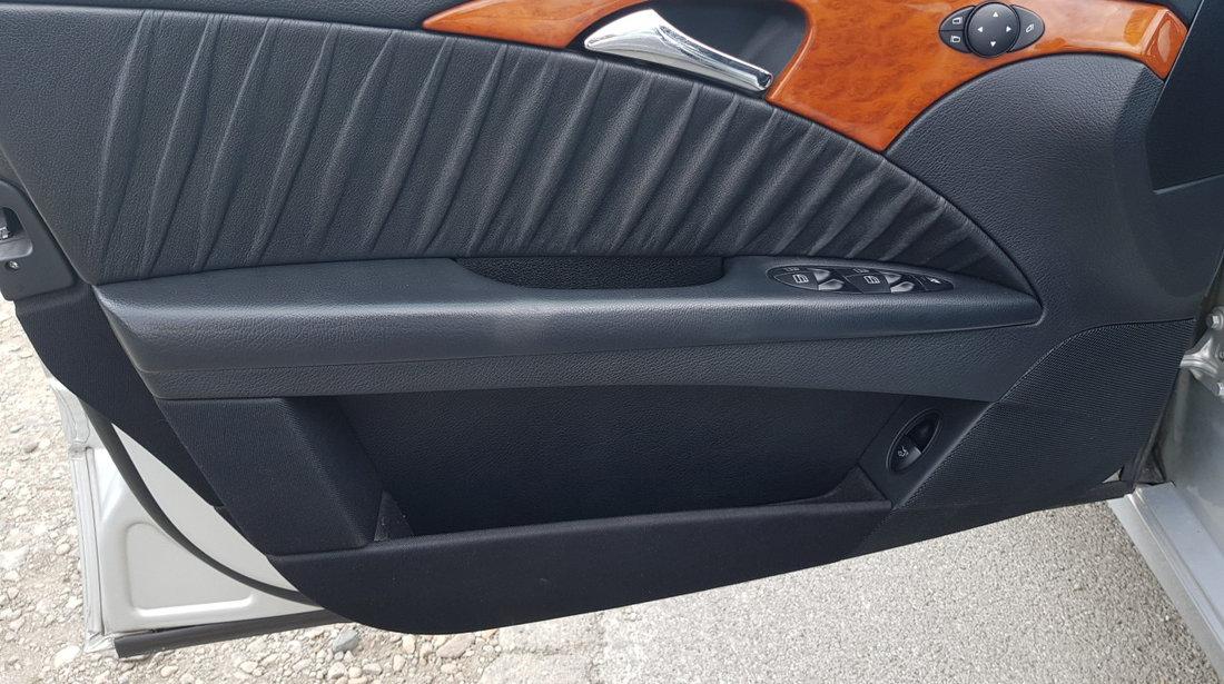 Mercedes E 220 NAVI XENON LEADER 2008