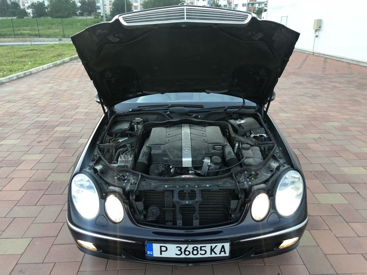 Mercedes E 240 E240 2004
