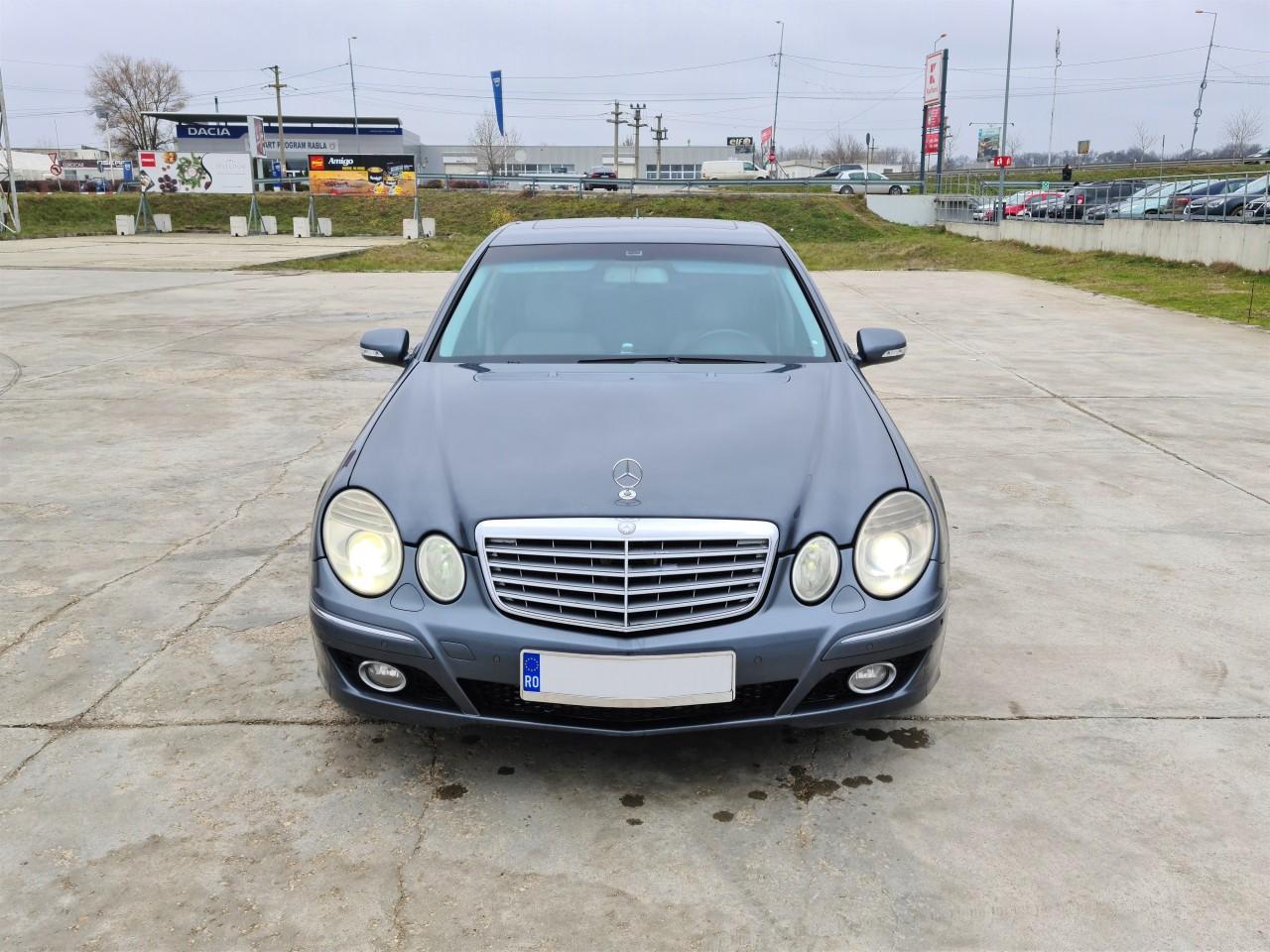Mercedes E 280 CDI 2007