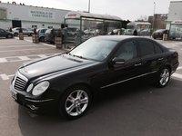 Mercedes E 320 2998cmc/241cp 2009