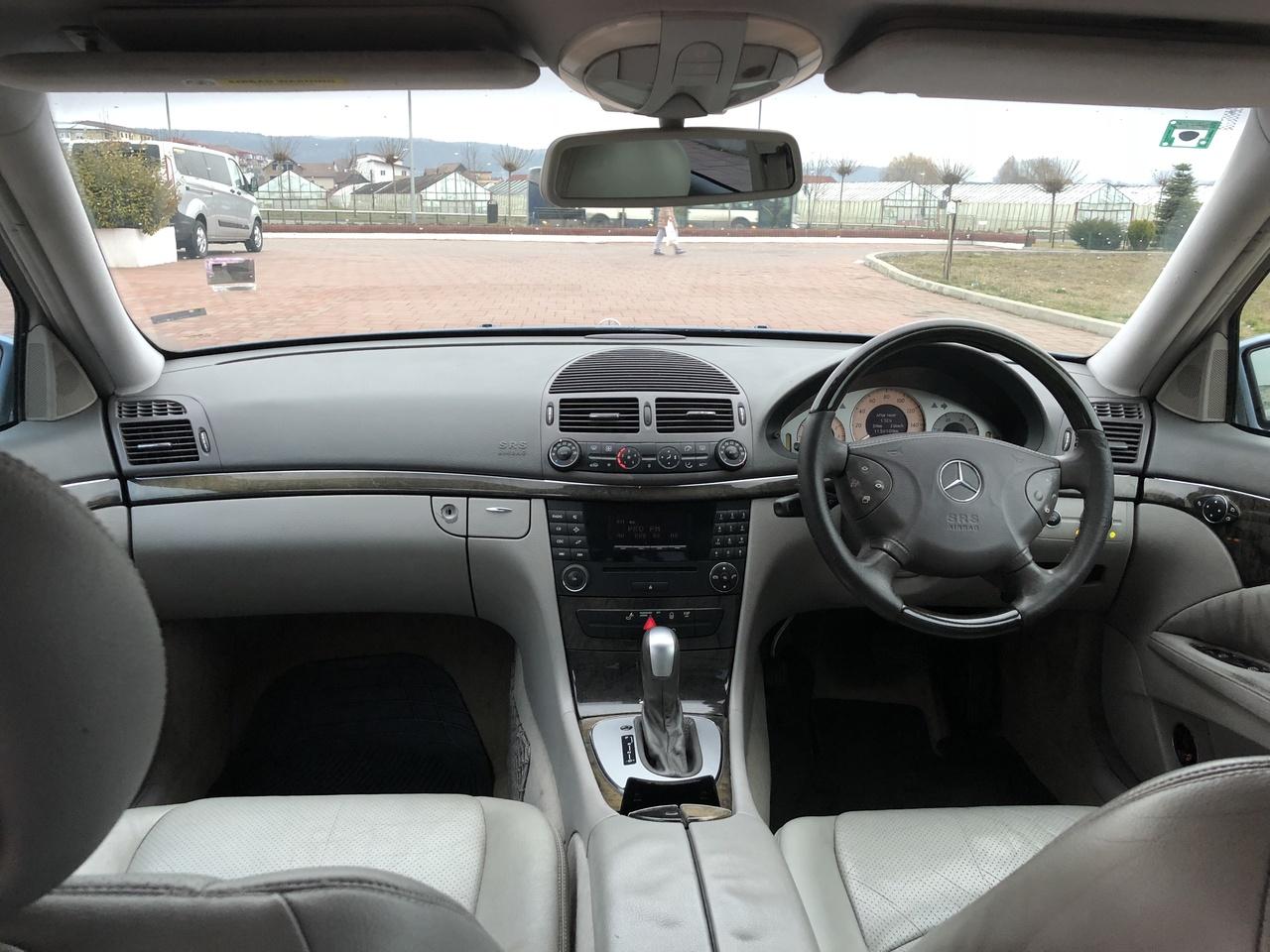 Mercedes E 320 3.2 CDI 2004