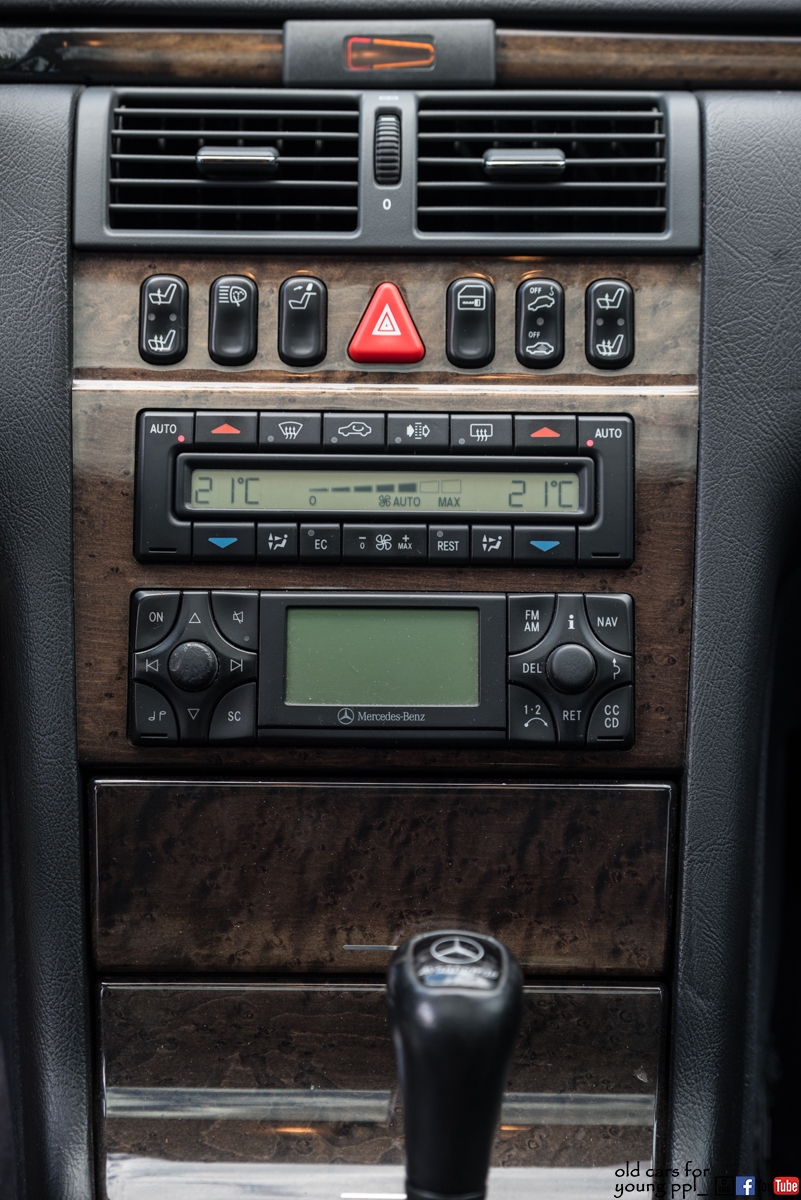 Mercedes E 55 AMG w210 1998