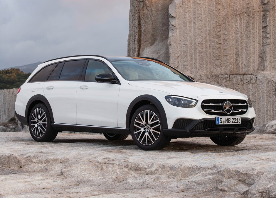 Mercedes E-Class All-Terrain Facelift