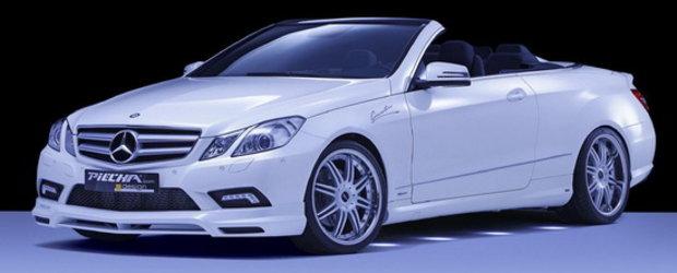 Mercedes E-Class Cabrio by Piecha Design - Elegant si agresiv, in acelasi timp!