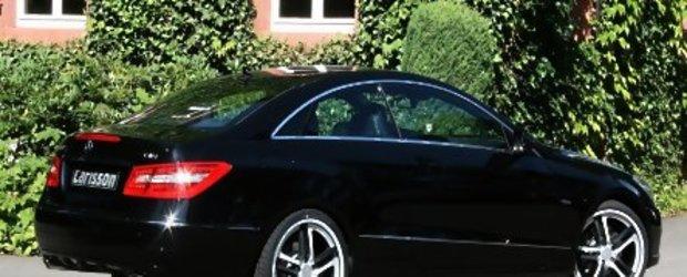 Mercedes E-Class Coupe de la Carlsson