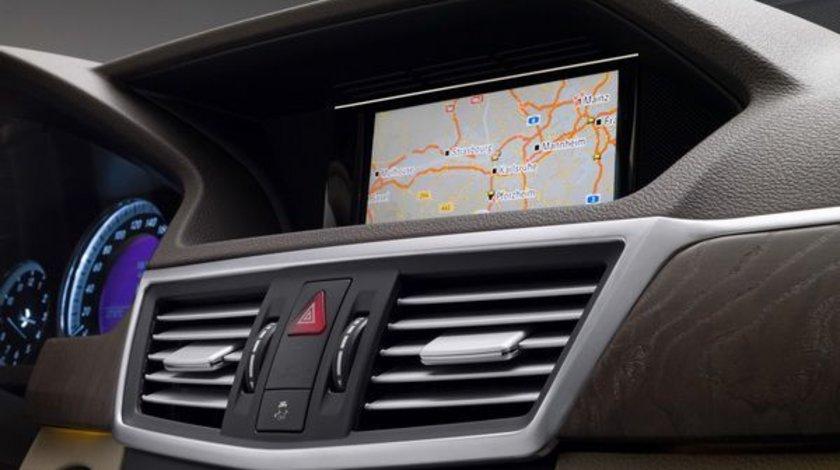 Mercedes E-CLASS DVD Navigatie Comand APS EUROPA 2018/2019